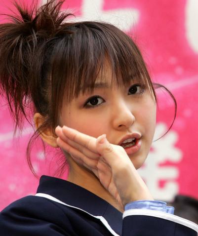 篠田麻里子整形前④