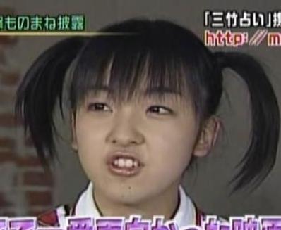 板野友美初期①