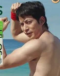 岡田准一筋肉②