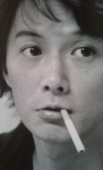福山雅治タバコ喫煙画像①