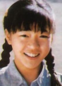 釈由美子幼少期