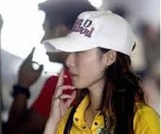 皆藤愛子喫煙画像