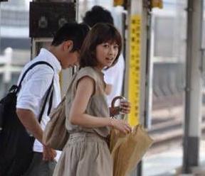 生野陽子中村光宏熱愛ツーショット①
