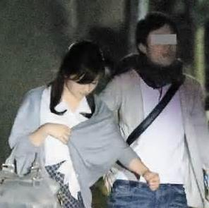 水ト麻美フライデー熱愛画像②