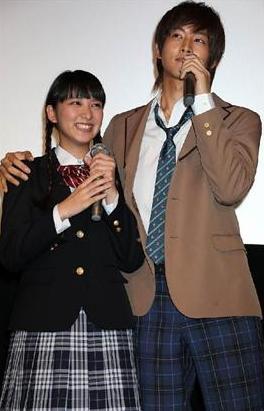 松坂桃李&武井咲画像