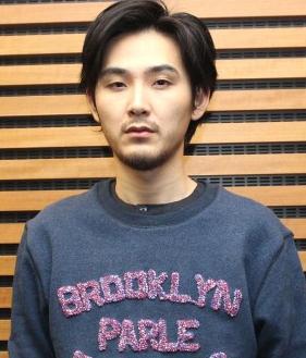 松田龍平髪型③