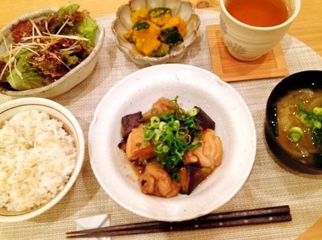 小倉優子料理2