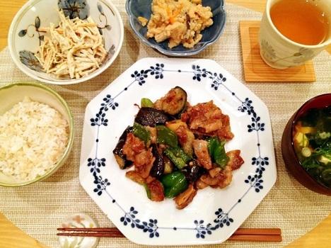 小倉優子料理3