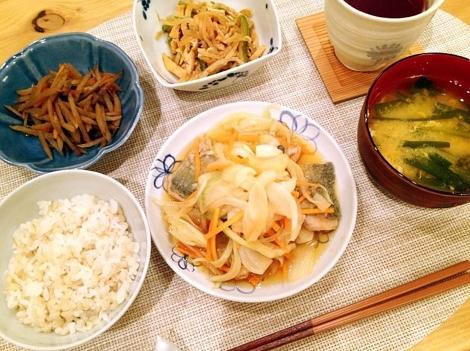 小倉優子料理