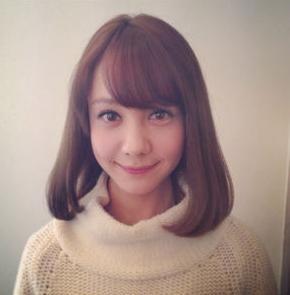 トリンドル玲奈髪型②
