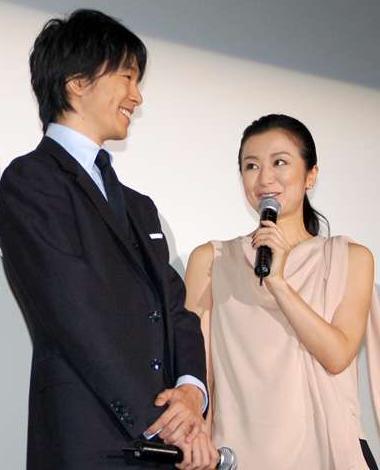 長谷川博己&鈴木京香